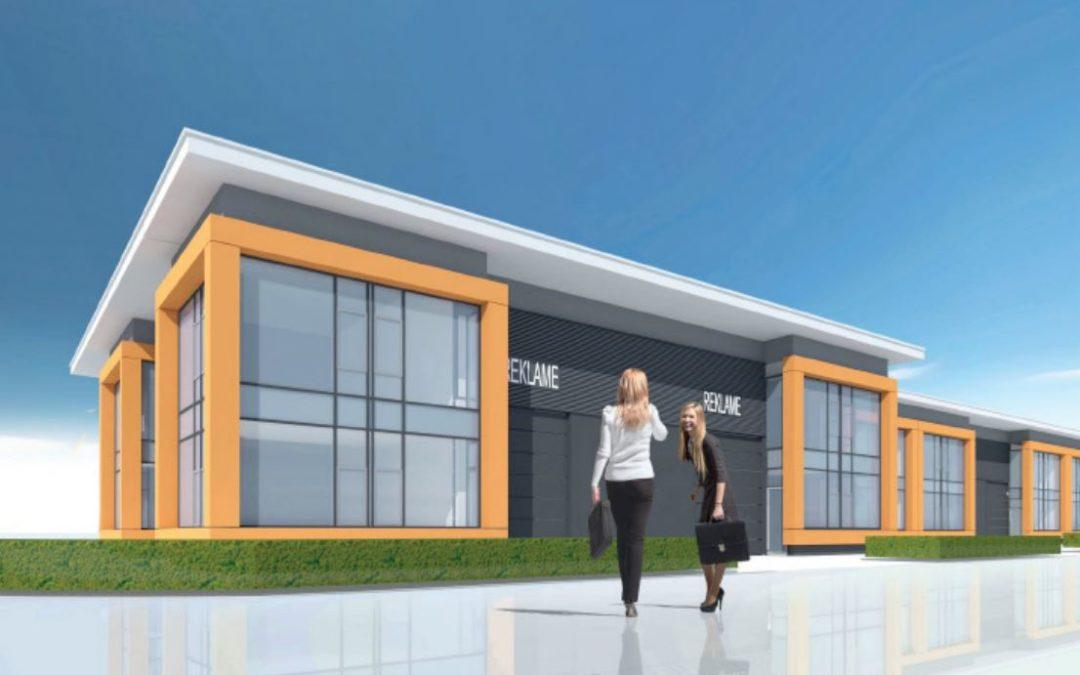 Progam BV ontwikkelt bedrijfsverzamelgebouw op Kickersbloem 3